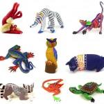 強烈な色彩と独創的な造形 メキシカン・フォークアート