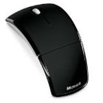 アーチ型のマウスMicrosoft Arc Mouse